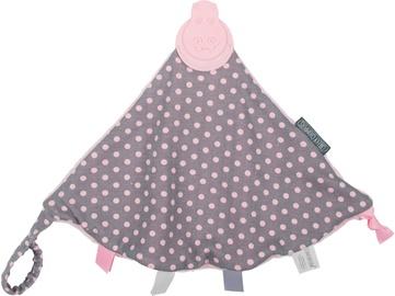 Игрушка для сна Cheeky Chompers Comfortchew Polka Dot Pink