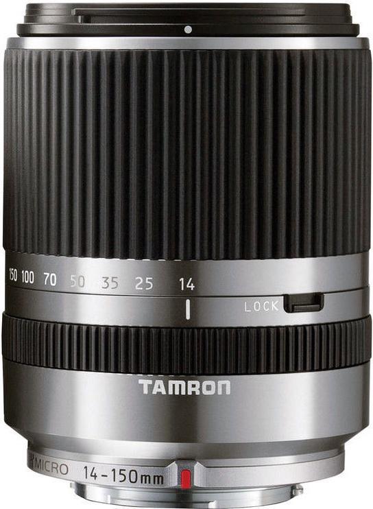 Objektyvas Tamron 14-150mm f/3.5-5.8 DI III Micro Four Thirds Silver