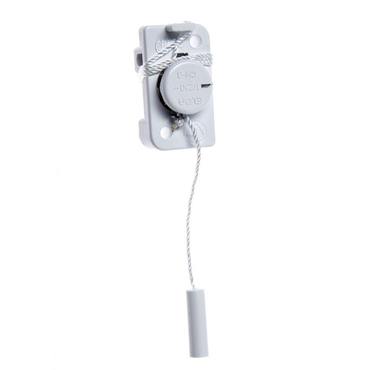Slēdzis Schneider Electric 1.6A E080106 White