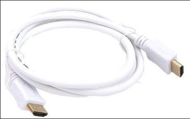 Omega HDMI To HDMI Cable 1.5m White