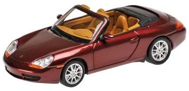 Minichamps Porsche 996 Cabriolet 1998 Red