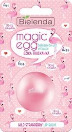 Bielenda Magic Egg Lip Balm Ball 8.5g Vanilla Raspberry