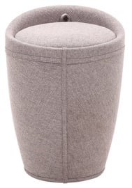 Home4you Pouf Axel Beige 27962