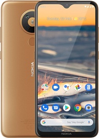 Mobilusis telefonas Nokia 5.3 Sand, 64 GB