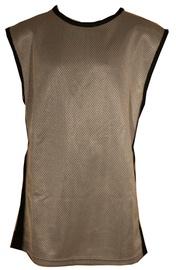 Bars Mens Basketball Shirt Silver/Black 25 140cm