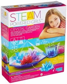 4M Steam Powered Girls Crystal Garden