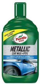 Turtle Wax Metallic Car Wax Plus PTFE 500ml