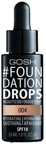 Gosh Foundation Drops 30ml 04
