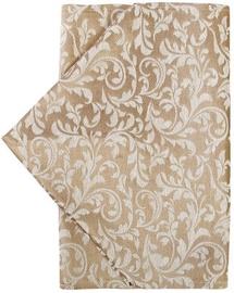Home4you Tablecloth Gold&Silver 36x116cm 179