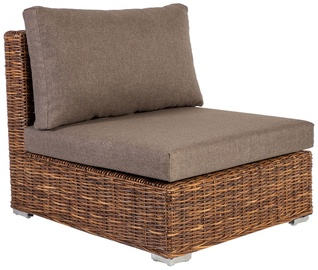 Home4you Module Sofa Croco Brown
