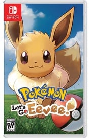 Nintendo Pokemon Let's Go Eevee! SWITCH