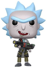 Funko Pop! Animation Rick And Morty Weaponized Rick Exlusive 172