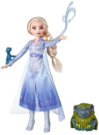 Hasbro Disney Frozen Elsa Fashion Doll In Travel Outfit E6660