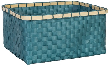 Home4you Basket Lido 1 34x25xH16cm Blue