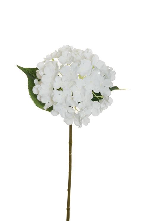 Искусственный цветок Artificial Flower Hydrangea 47cm White 80-353375