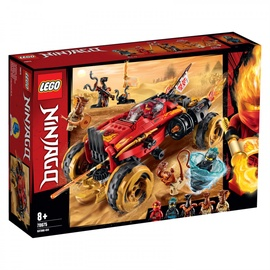 Konstruktorius LEGO®Ninjago 70675 Katana 4x4