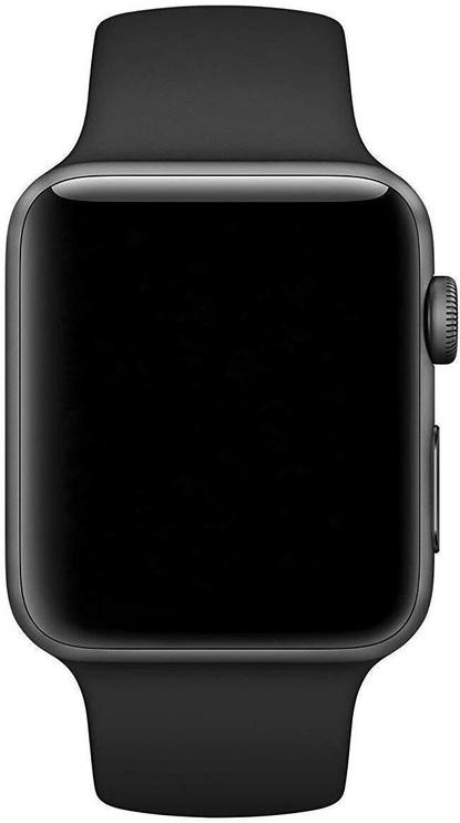 Apple Watch Series 3 38mm GPS Aluminum Space Gray Black