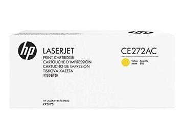 HP Toner CE272AC Yellow