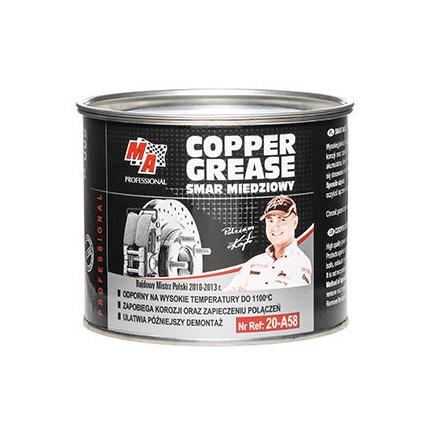 Eļļa Moje Auto Copper Grease 20-A58 0.5l