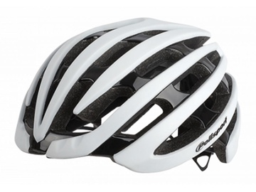 Polisport Light Road Helmet 58-61 White/Black