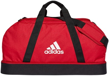 Adidas Tiro Primegreen Bottom Compartment Duffel Bag M GH7272 Red