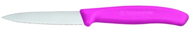 Victorinox Swiss Classic Serrated Paring Knife 8cm Pink