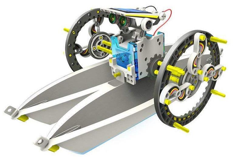 Juguetronica Stem Multibots