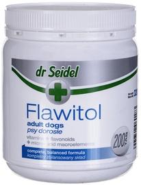 Vitamīni Dr Seideel Flawitol Adult Dogs Vitamins 200tbs