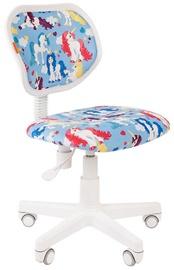 Детский стул Chairman 106 White Unicorn, многоцветный, 440 мм x 835 мм