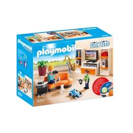 Konstruktorius Playmobil City Life, svetainė, 9267
