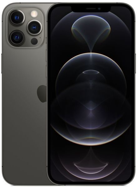 Mobilusis telefonas Apple iPhone 12 Pro Max Graphite, 256 GB