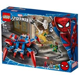 Konstruktorius LEGO Super Heroes Spider Man VS Doc Ock 76148