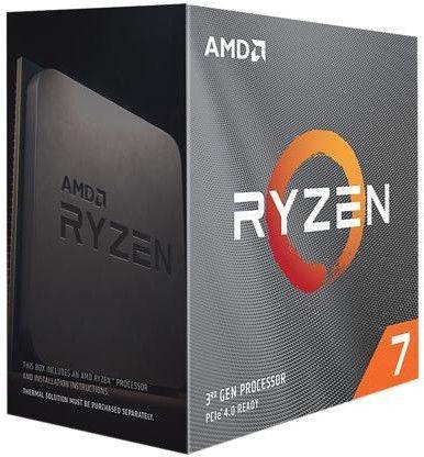 Procesors AMD Ryzen 7 3800XT 3.9GHz 32MB AM4 100-100000279WOF