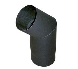 Dūmvada 45° līkums ABX D150mm