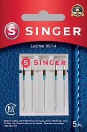 Singer Leather Needle 90/14 5pcs