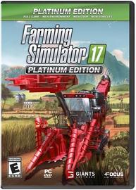 Farming Simulator 17 Platinum Edition PC
