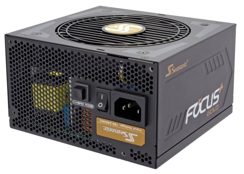 Seasonic PSU Focus Plus 750