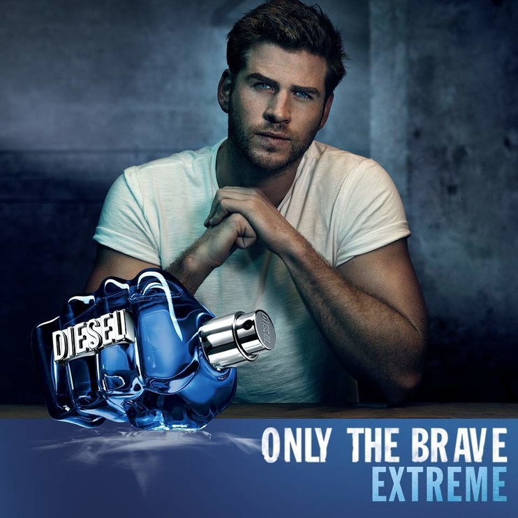 Kvepalai Diesel Only The Brave Extreme 125ml EDT