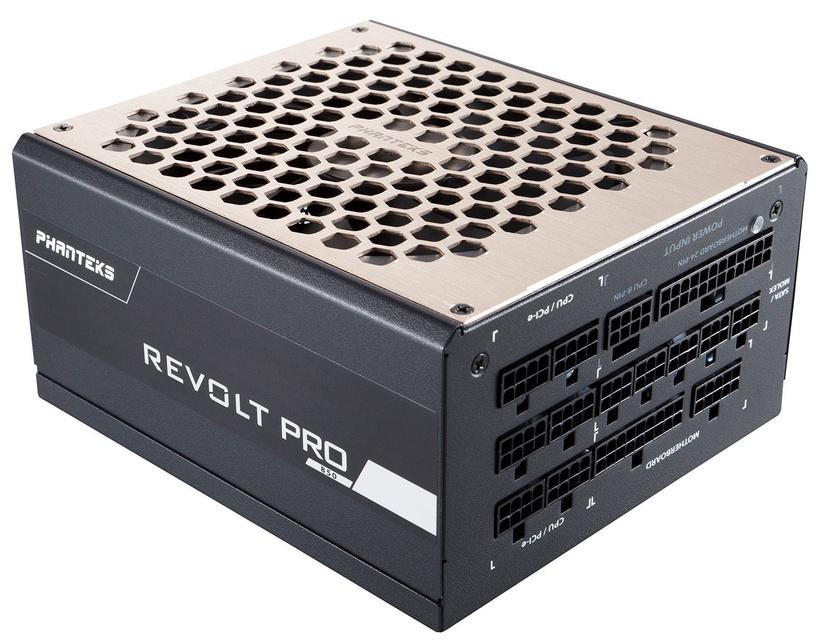 Phanteks 80 Plus Gold Revolt Pro PSU 850W