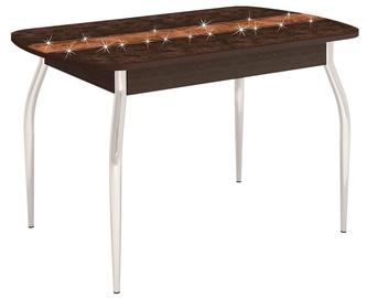 DaVita Orfej 37.10 Dining Table Wenge Oak