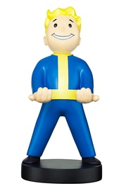 Exquisite Gaming Cable Guys: Fallout 76 Vault Boy Phone And Controller Holder Incl. Micro USB Cable