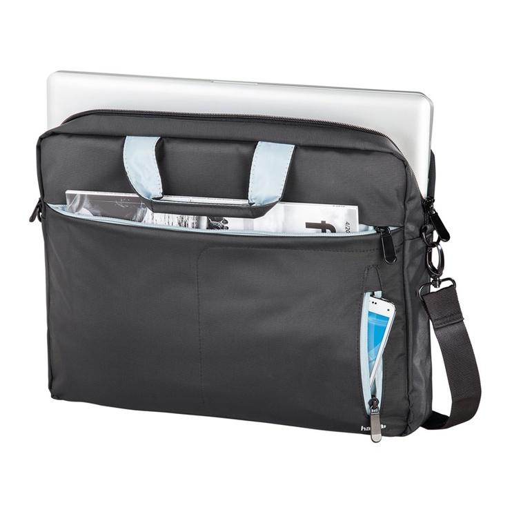 """Nešiojamojo kompiuterio krepšys Hama Marseille 15,6"""", 41 x 6 x 33 cm"""
