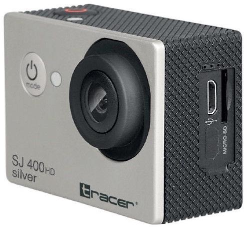 Seikluskaamera Tracer Explore SJ 400 HD Silver