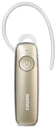 Remax Universal Multipoint Headset Gold