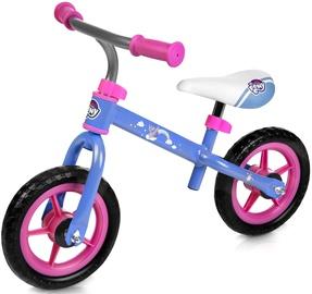 "Balansinis dviratis Spokey Elfic My Little Pony, mėlynas/rožinis, 10.8"""