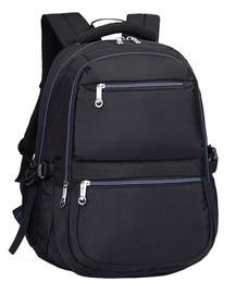 "Sumdex Continent BP-101BB  15""-16"" Laptop Backpack Black"
