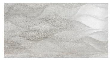 Keraminės dekoruotos plytelės Kronos Gris, 60 x 31.6 cm