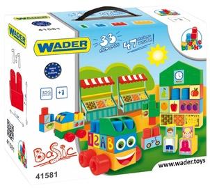 Wader Middle Blocks 33pcs 41581