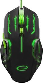 Esperanza EGM403 Apache Optical Gaming Mouse Green