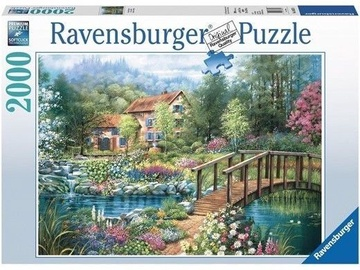 Puzle Ravensburger Shades Of Summer, 2000 gab.